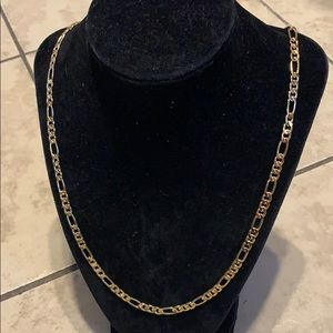 18K rolled gold Chain